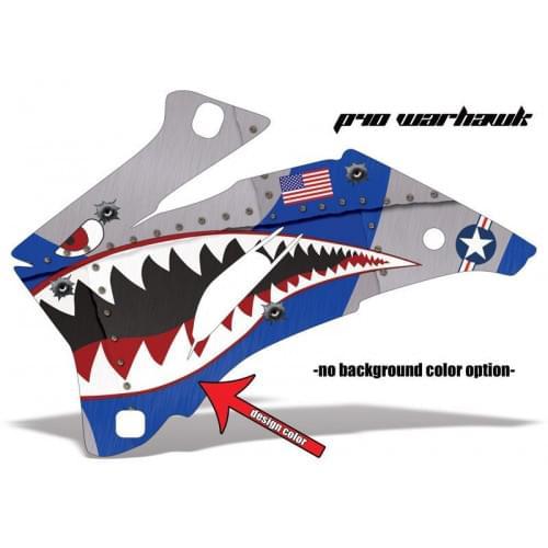 Комплект графики AMR Racing P40 Warhawk (ОUTLANDER MAX G1)