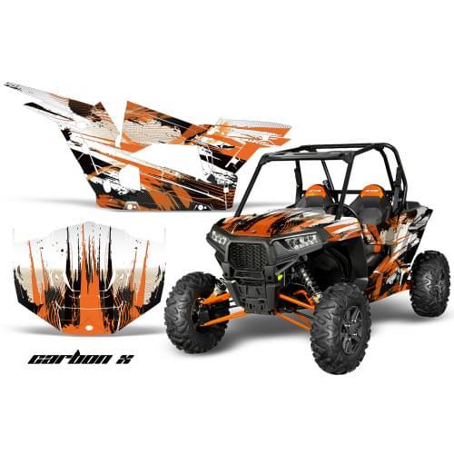 Комплект графики AMR Racing Carbon X (RZR1000XP)