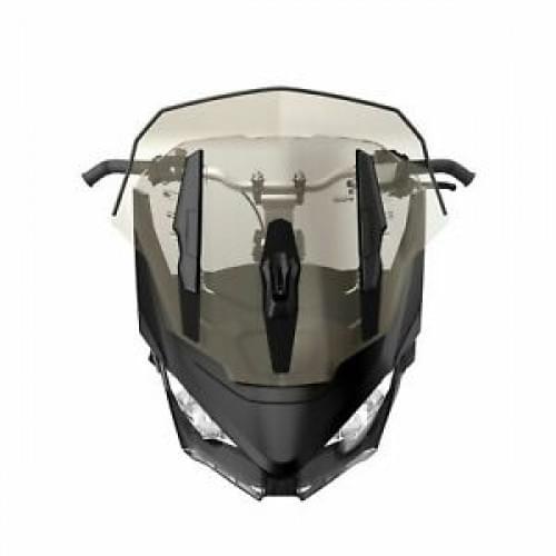 Регулируемое ветровое стекло снегохода LYNX SKI-DOO 860201493