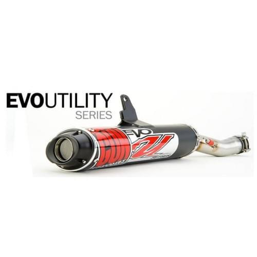 Глушитель BigGun серия EVO UTILITY для Honda Rincon 650/680 (06-16)