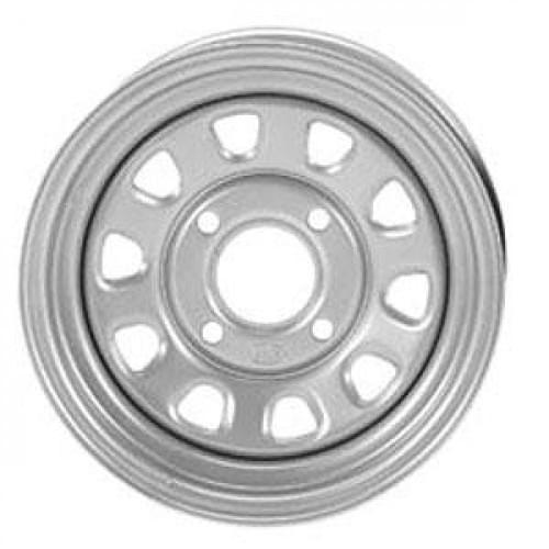 Стальной диск для квадроцикла ITP DELTA STEEL