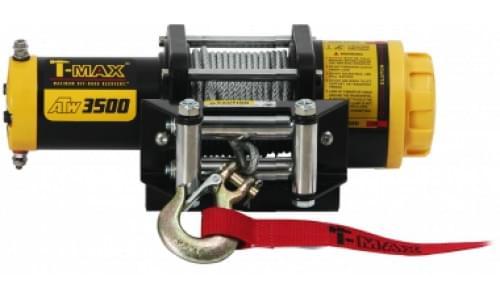 T-MAX ATW-PRO 3500 со стальным тросом