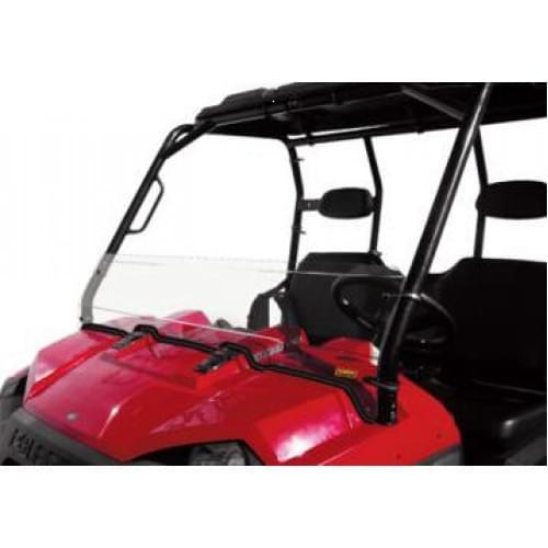 Стекло лобовое 1/2 для Polaris Ranger 800 (2009-2012)