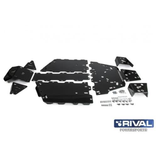 Комплект пластиковой защиты днища BRP Defender (2016-)