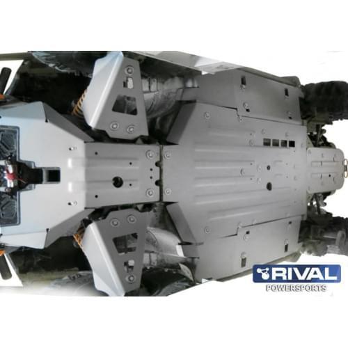 Комплект защиты днища для Can-Am Commander 1000 (2011-)