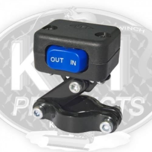 Кнопка управления лебедкой на руль COME UP, WARN, T-MAX, KFI ATV-MR